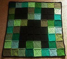 crochet minecraft - Google Search