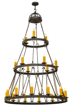 54 Inch W Lakeshore 21 Lt Three Tier Chandelier - 54 Inch W Lakeshore 21 Lt Three Tier Chandelier Theme: LODGE GOTHIC Product Family: Lakeshore Product Type: CEILING FIXTURE Product Application: CHANDELIER Color: COFFEE BEAN Bulb Type: CNDL Bulb Quantity: 21 Bulb Wattage: 60 Product Dimensions: 88-160H x 54WPackage Dimensions: NABoxed Weight: 120 lbsDim Weight: 2 lbsOversized Shipping Reference: NAIMPORTANT NOTE: Every Meyda Tiffany item is a unique handcrafted work of art. Natural…