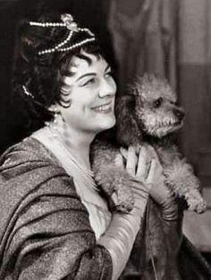 Renata Tebaldi.