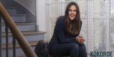 Découvrez la pétillante Aude, bloggueuse plein d'avenir qui nous inspire chez Kokoroe ! #success #woman #French #blog #blogger #trend #fashion #culture #travels  https://www.kokoroe.co/fr/top-40-most-inspiring-people  http://mynameisodd.com/  Elle est aussi sur Pinterest :  @audesark !