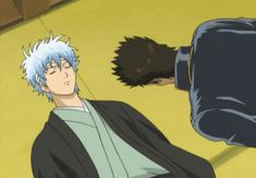 Gintama Gif, Gintama Funny, Random Gif, Handsome Anime, Attractive People, Samurai, Geek Stuff, Fandom, Fan Art
