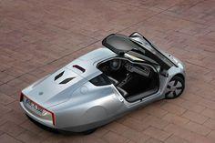 リッター111kmのスーパーカー、VWの「XL1」:ギャラリー « WIRED.jp