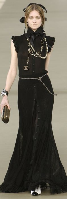 Chanel, Autumn/Winter 2006, Ready-to-Wear