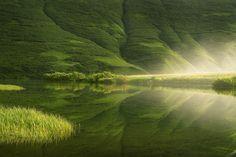 livin' green in Kamchatka