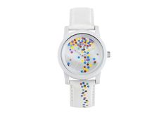 Sprout's eco watch in Confetti