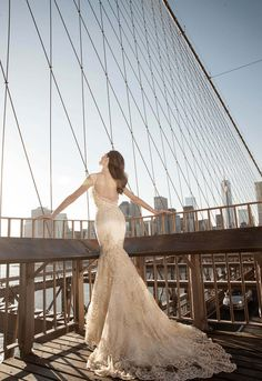 Pnina Tornai - i am in love with this dress... in white or ivory