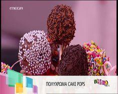 cake pops Cake Pops, Food, Essen, Meals, Cakepops, Cake Pop, Yemek, Eten, Stick Candy