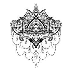 die besten 25 henna tattoo selber machen ideen auf pinterest. Black Bedroom Furniture Sets. Home Design Ideas