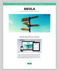 Meola Premium WordPress Theme