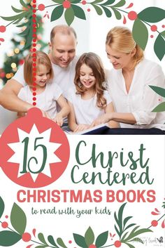 Don't you love Christmas stories? These Christ Centered, meaningful Christmas books will help you keep your focus on the real reason for the season!