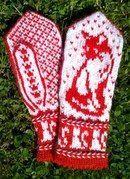 коты, кошки и другие. Knitting Charts, Knitting Stitches, Knitting Socks, Baby Knitting, Knitting Patterns, Knitted Mittens Pattern, Crochet Mittens, Knitted Gloves, Crochet Hats
