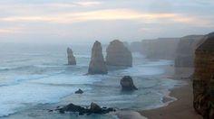 The great ocean road of Australia