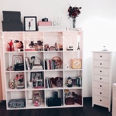 This is a great way to organize too 《pinterest: @ninabubblygum》