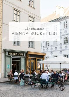 It is no secret that I absolutely adore Vienna. I love pretty much everything about living here, and would stay forever if I could.Unfortunately, our days in this magical city are numbered. To make the most of our last year here, I put together the Ultimate Vienna Bucket List. Filled with…