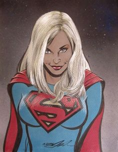 Supergirl, by Neal Adams