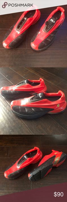 sports shoes fbe0d 21df6 Fila Ferrari F2002 Shoe