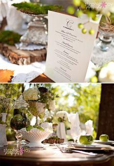 Breaking Dawn Twilight Wedding Stephie Joy Photography