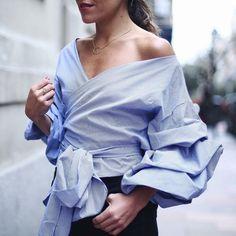 My blouse!