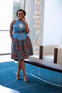 15 most slayed ankara gown styles - Styles} - 15 most slayed ankara gown styles African Inspired Fashion, African Dresses For Women, African Print Dresses, African Print Fashion, Africa Fashion, African Attire, African Wear, African Women, African Prints