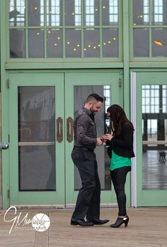 Mike and Joanna - A Surprise Asbury Park Engagement - G Marrone Photography - Capturing Life's Milestones for all of Central New Jersey