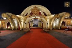 We have rich experience in successfully handling the demands of most stunning & beautiful ‪#‎wedding‬ tents  ‪#‎WeddingDecor‬ ‪#‎DestinationWedding‬  Feel free to contact us : +91 98102 00 444