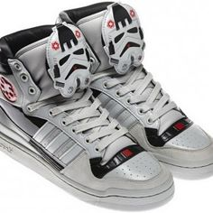 check out fdad5 e8177 Adidas Star Wars Sneakers 12 Adidas and Star Wars team up for an Awesome  Collection
