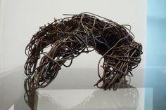 Escultura em metal - Mão R$35