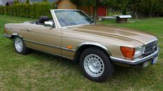 Mercedes-Benz SL 280 R107 1985, 146 187 km, kr 149 000,-