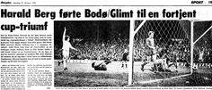 Da nordnorge fikk Norgesmesteren for første gang. Det skjedde i 1975.