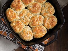 Black Pepper and Thyme Biscuits