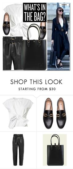 """""""Leathersatchel"""" by leathersatchel ❤ liked on Polyvore featuring Petar Petrov"""