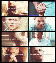 Michael Scofield ~ edit