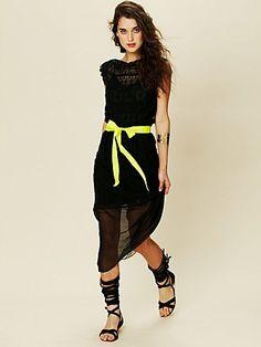 Satya Lace Maxi Dress