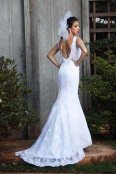 vestido de noiva decote nas costas - Pesquisa Google