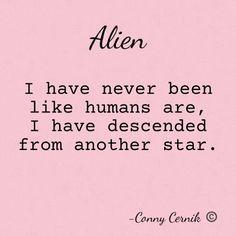 #connycernik #connycernikpoetry #connycernikquotes #connycernikzitate #humans #alien #alienquotes #starquotes #zitateundsprüche #zitate…
