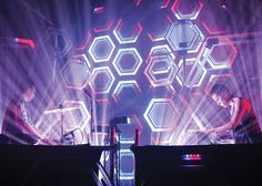 Meet the Man Behind the Daft Punk Pyramid and The Presets' New Tour | The Creators Project