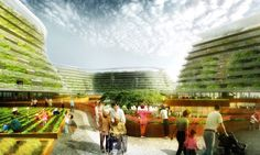 Architecture firm Spark has recently unveiled Homefarm, a health, housing and farming concept that revolutionizes urban retirement. The proposed plan would offer its residents a space for living and another for farming, allowing them to take part in the agricultural process if they wish. Spark's idea is an alternative to typical retirement....