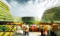 "Revolutionary ""Homefarm"" Combines Retirement Homes with Eco-Friendly Vertical Farming - My Modern Met"
