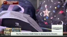 "Fox Business Network Uses La Roux's ""Bulletproof"" In Segment On Bulletproof Clothing For Kids This morning Fox Business Networks Mornings With Maria Bartiromo aired a segment on bulletproof backpacks and clothing for children and it was introduced by La Roux's 2009 song ""Bulletproof."""