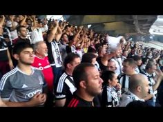 Beşiktaş Fenerbahçe 3-2 , Seramoni esnasında Aynalarda gördüğümsün (27 E...