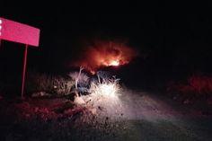 La noche de este viernes se reportan dos incendios en el municipio, uno en la entrada de San Agustín del Maíz y otro en el Cerro de Copándaro y el ...