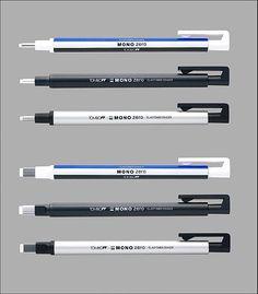 Tombow Mono Zero  the eraser pen