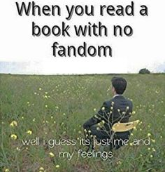 Yep, it's the best part! Why else would you read a book, to socialize? Ya, no!
