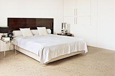 Cork Flooring: Bedroom   by Real Cork Floors