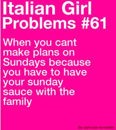 Haha yup! Sundays are only for- family, food and football! I wouldn't miss it for the world!