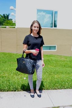 Scallops and Florals | College Fashionista
