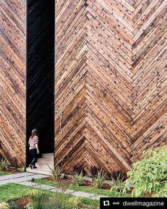 Repost from @dwellmagazine Palatine Passive House by Malboeuf Bowie Architecture  @jose_mandojana #malboeufbowie #architecture #passivehouse