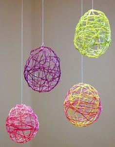 eggs string