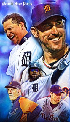 Check out Eric Millikin's Tigers illustration.