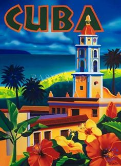 cuban artwork prints | Ignacio Cuba Art Prints - Easyart.com